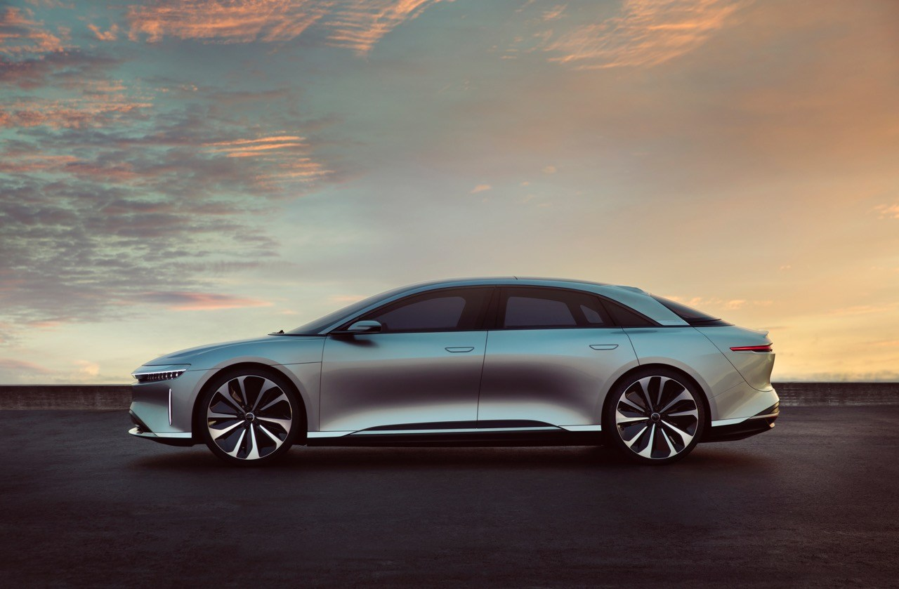 Lucid Motors Air : de la concurrence dans l'air pour la Tesla Model S