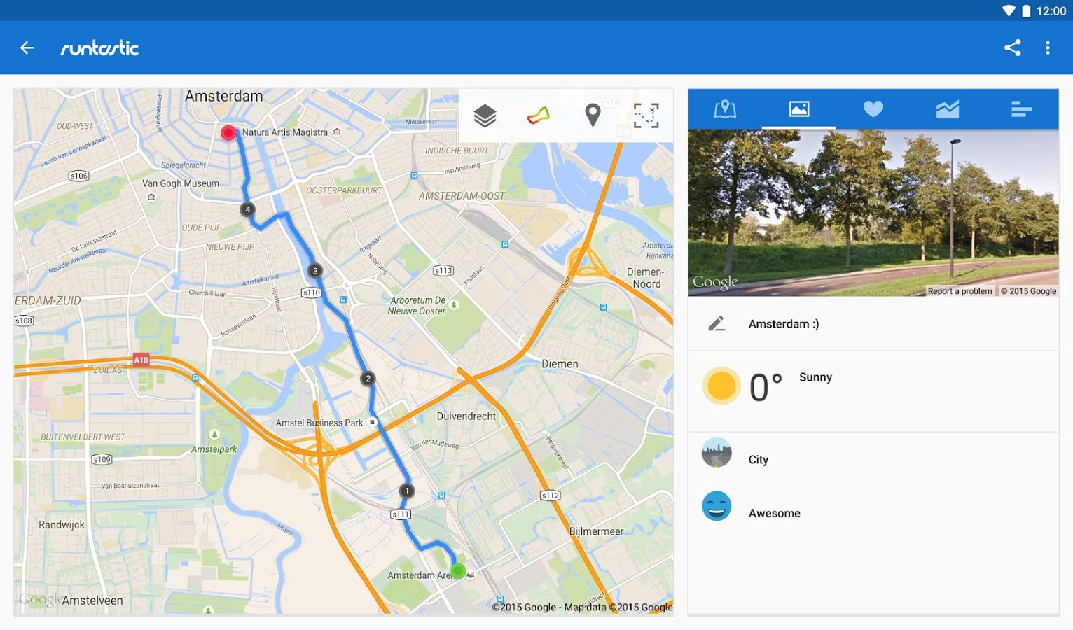 Runtastic Pro gratuit au lieu de 4,99 euros sur Android (et iPhone)