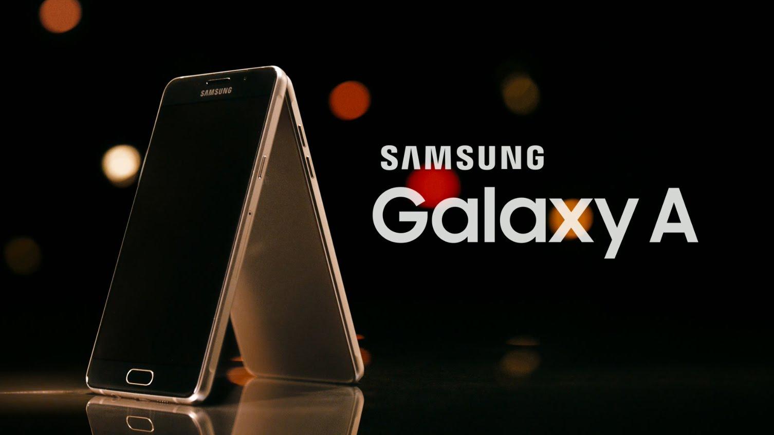 Samsung Galaxy A (2017) : l'étanchéité (IP68) se confirme