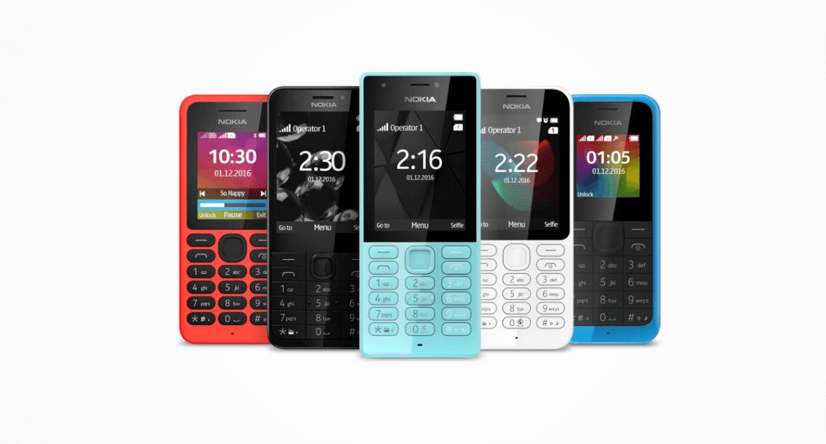 Nokia 150 : 25 euros, le retour de la marque finlandaise sous l'égide de HMD