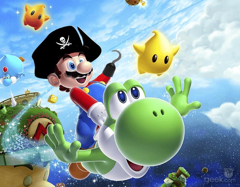 Vous ne pourrez pas (théoriquement) pirater l'APK de Super Mario Run