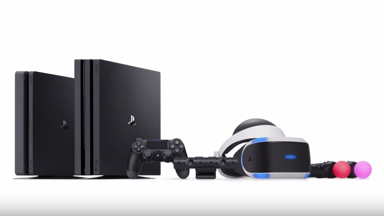 PS4 : 50 millions de consoles et 369,6 millions de jeux vendus