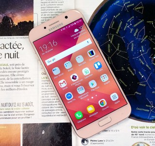 Où trouver le Samsung Galaxy A5 2017 au meilleur prix en 2021 ?