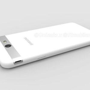 Le Samsung Galaxy J7 2017 laisse apparaitre son design et ses caractéristiques