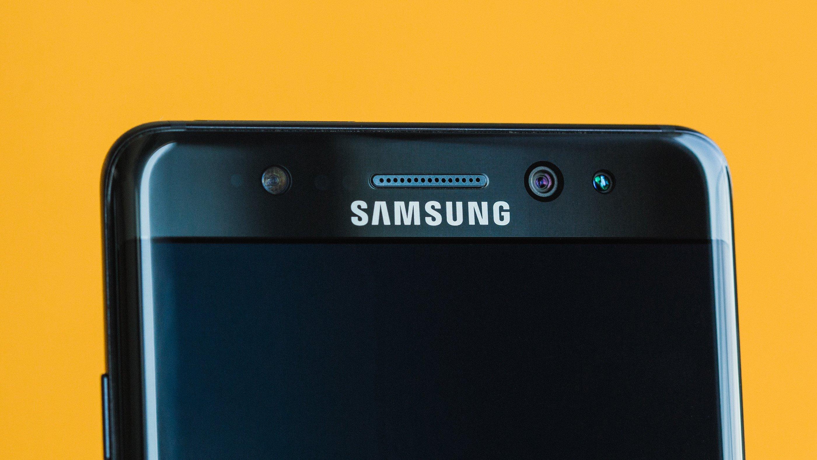 Le Samsung Galaxy Note 8 pourrait avoir un écran 4K