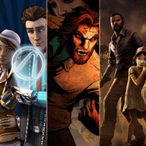 🔥 Bon plan : Des promotions jusqu'à -80% sur les jeux Telltale Games