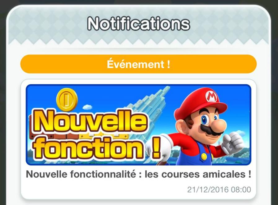 Super Mario Run : un nouveau mode de jeu disponible contre toute attente