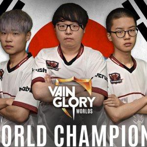 eSport : les premiers champions du monde de Vainglory remportent 120 000 dollars