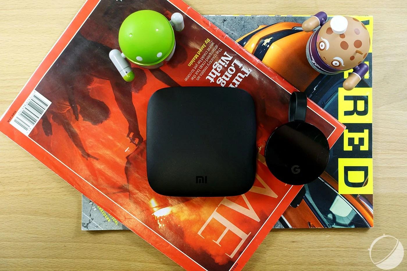 Test de la Xiaomi Mi Box, la meilleure box TV 4K à petit prix