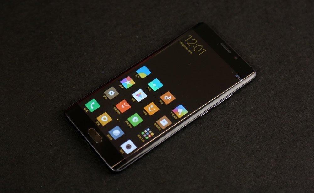 Il n'y aura finalement pas de version « flat » du Xiaomi Mi Note 2