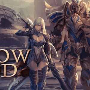 Shadowblood un RPG coréen d'influence occidentale bientôt sur le Play Store
