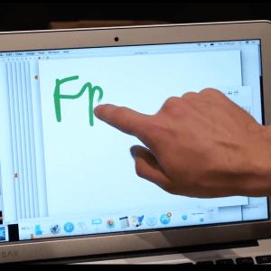 CES 2017 : AirBar, l'outil qui rend tactile l'écran de votre Mac ou PC