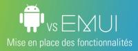 Infographie : Revenons sur les évolutions d'Android et d'EMUI depuis 2013