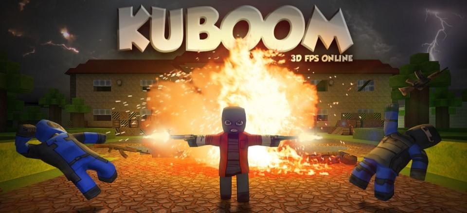 Kuboom le fps style Minecraft est disponible sous Android en version bêta