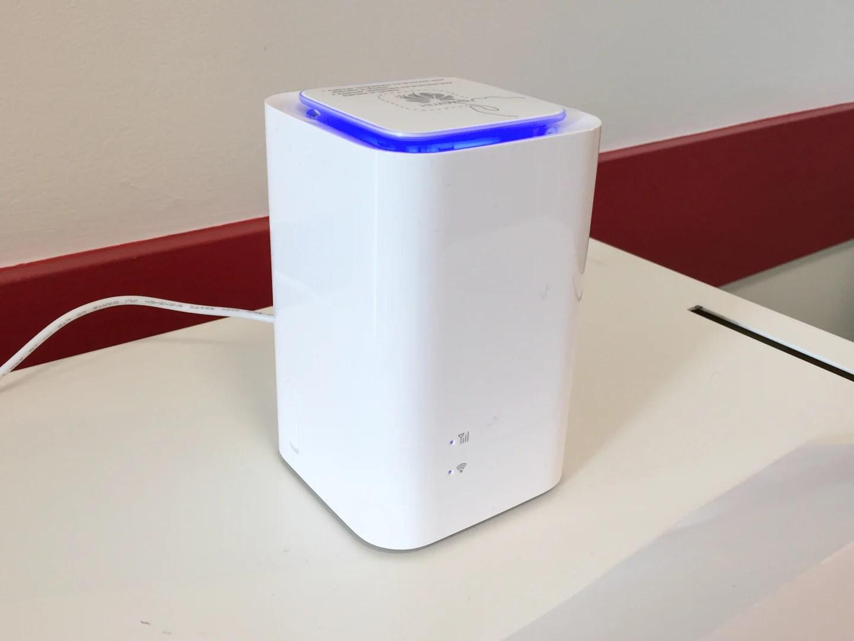 Bouygues Telecom bride sa 4G Box à 200 Go par mois