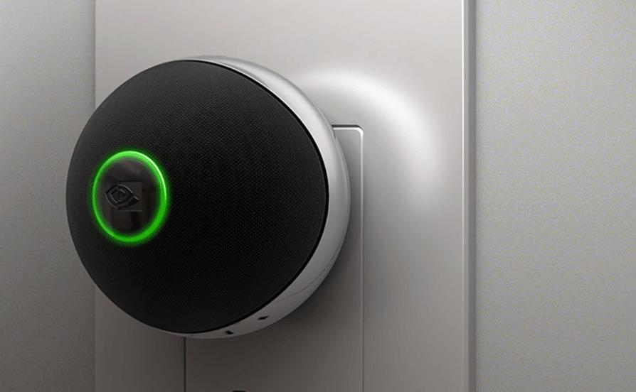 CES 2017 : Nvidia Spot, le nouvel appareil domotique de Nvidia qui fait de l'ombre à Google Home