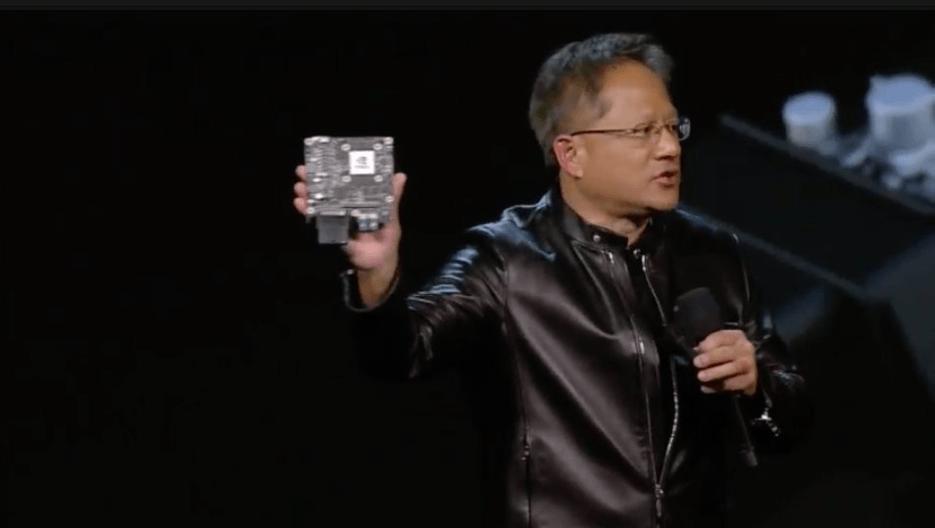 CES 2017 : Nvidia présente Xavier le cerveau et co-pilote intelligent des futures Audi autonomes