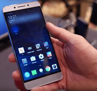 CES 2017 : LeEco annonce deux smartphones à l'interface plutôt déroutante