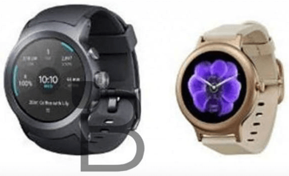 Android Wear 2.0 arrive chez LG : les Watch Sport et Style se révèlent