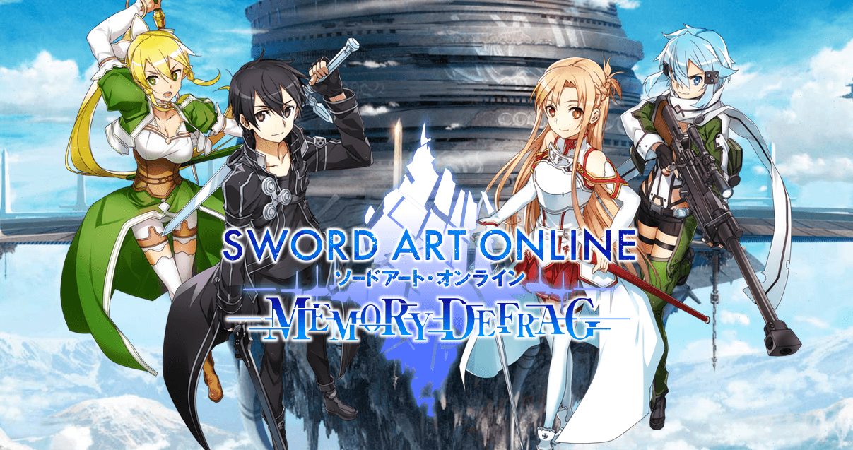 Sword Art Online Memory Defrag : l'Action-RPG sur mobile débarque en France