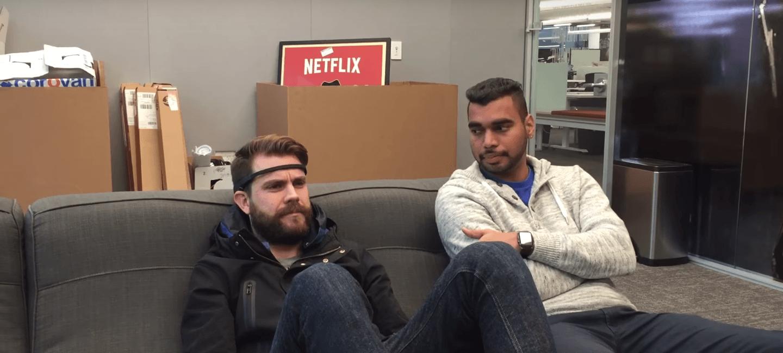 Mindflix, un appareil pour contrôler Netflix par la pensée