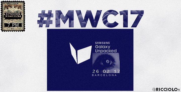Le Samsung Galaxy S8 bien plus cher et grand absent du MWC 2017 ?