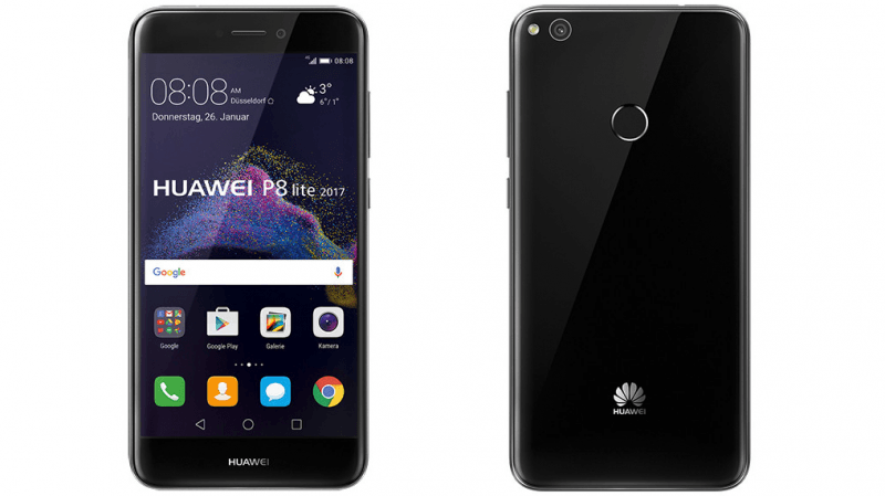 Huawei P8 Lite (2017) : un petit air de famille, vous ne trouvez pas ?