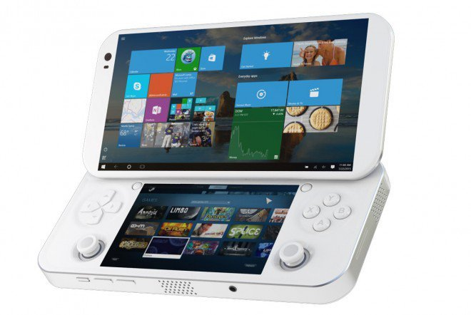 PGS : un smartphone dans un corps de Nintendo 3DS, sous Android et Windows 10