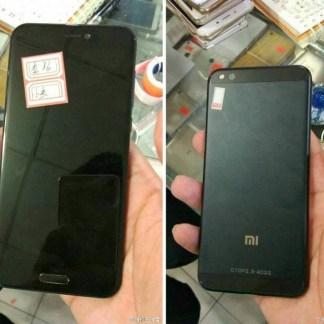 Le Xiaomi Mi 6 se précise grâce au co-fondateur de Xiaomi