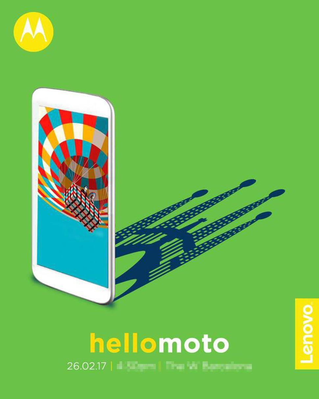 Lenovo (Motorola) va tenir une conférence pré-MWC pour de nouveaux téléphones
