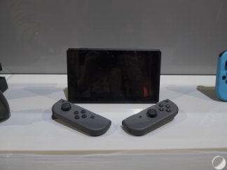 Prise en main de la Nintendo Switch : on l'a testée, la désillusion nous a submergés