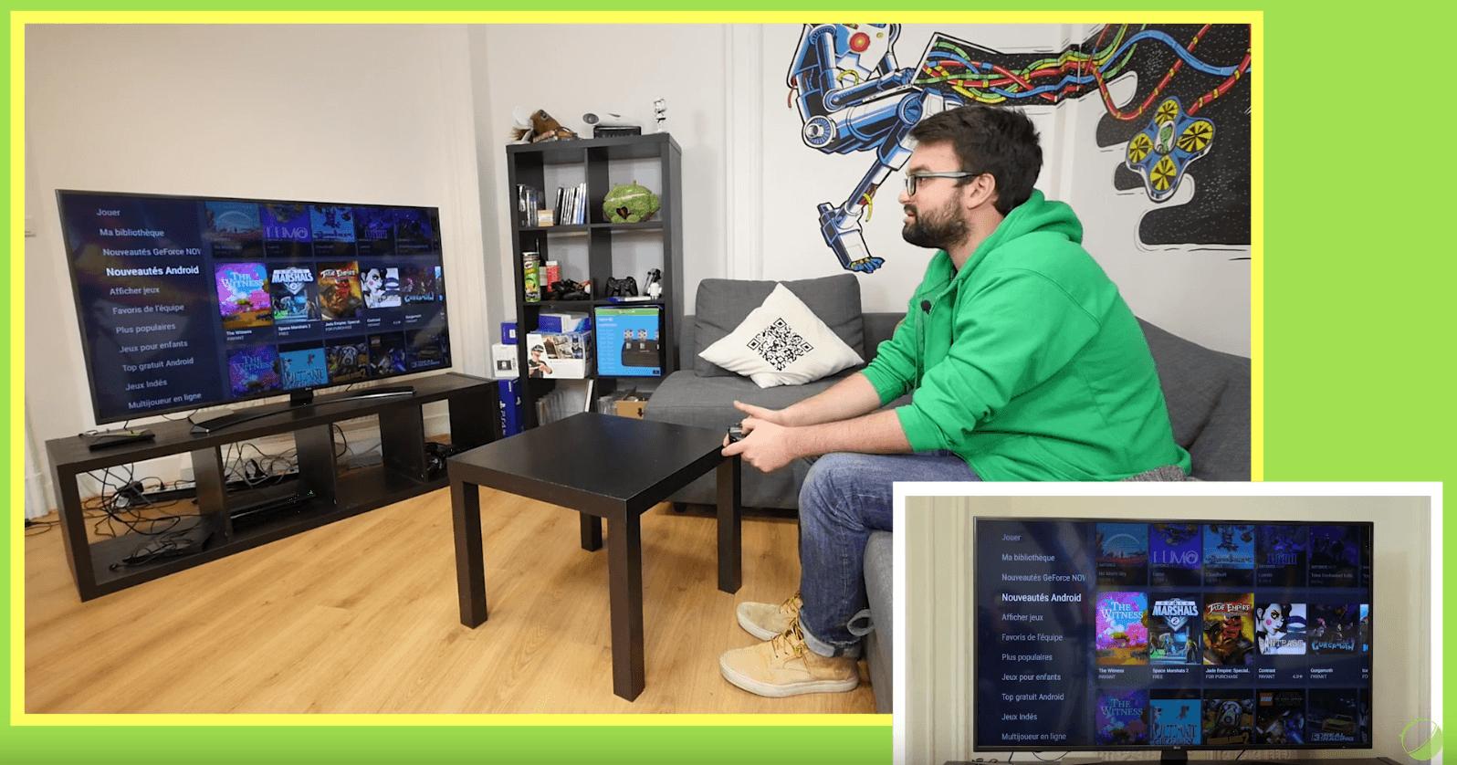 Vidéo : NVIDIA Shield TV (2017) 4K HDR, le test de 16 minutes