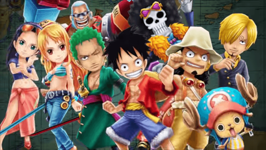 One Piece : le jeu mobile de Bandai Namco inspiré du manga sort enfin sur Android et iOS