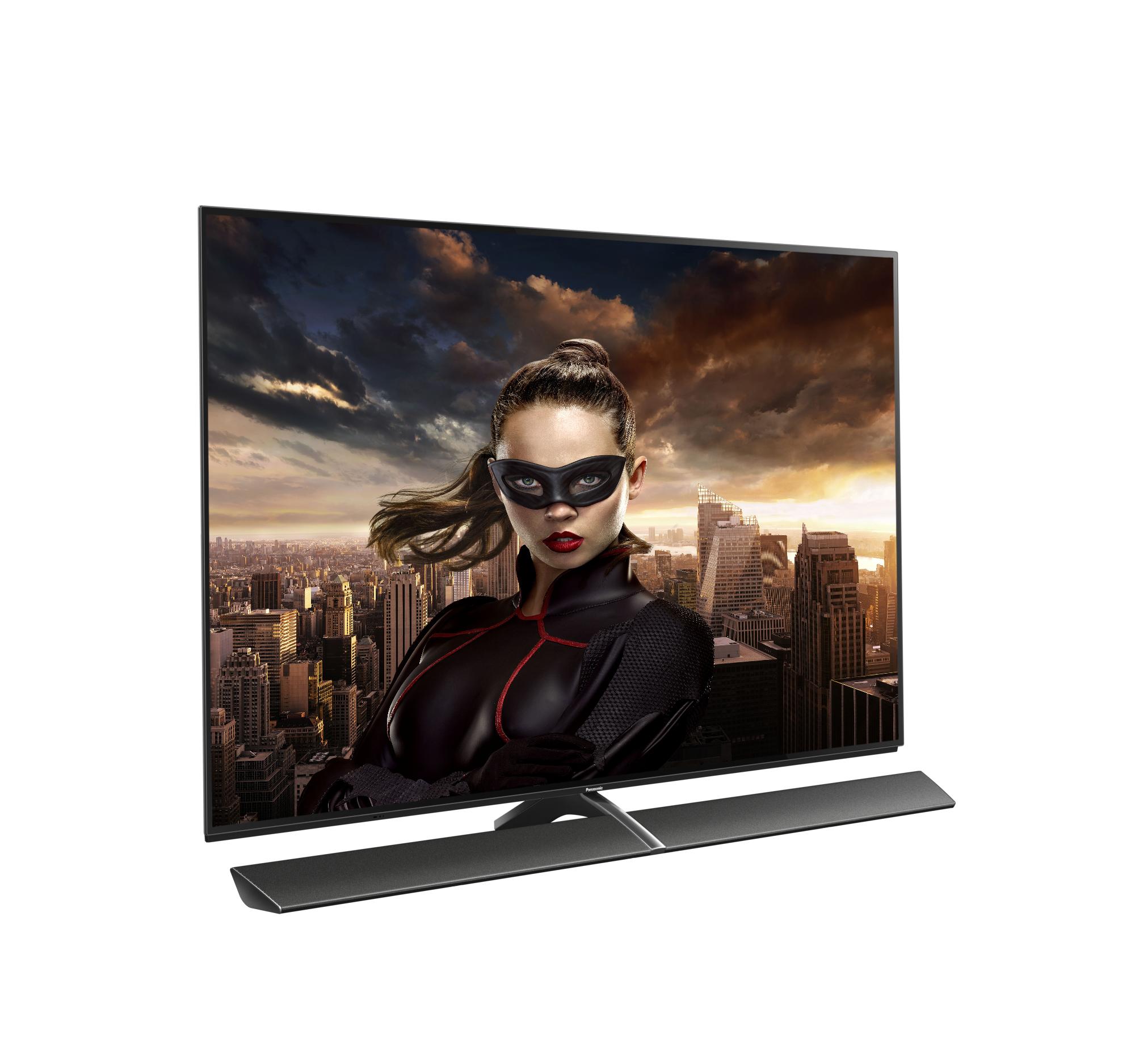 CES 2017 : Panasonic dévoile un TV 4K OLED HDR de nouvelle génération