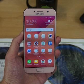 Test du Samsung Galaxy A5 2017 : encore un monstre d'autonomie