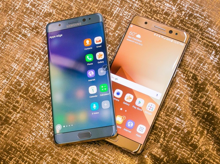 Samsung Galaxy Note 7 : des sources confirment la mise en vente de modèles reconditionnés