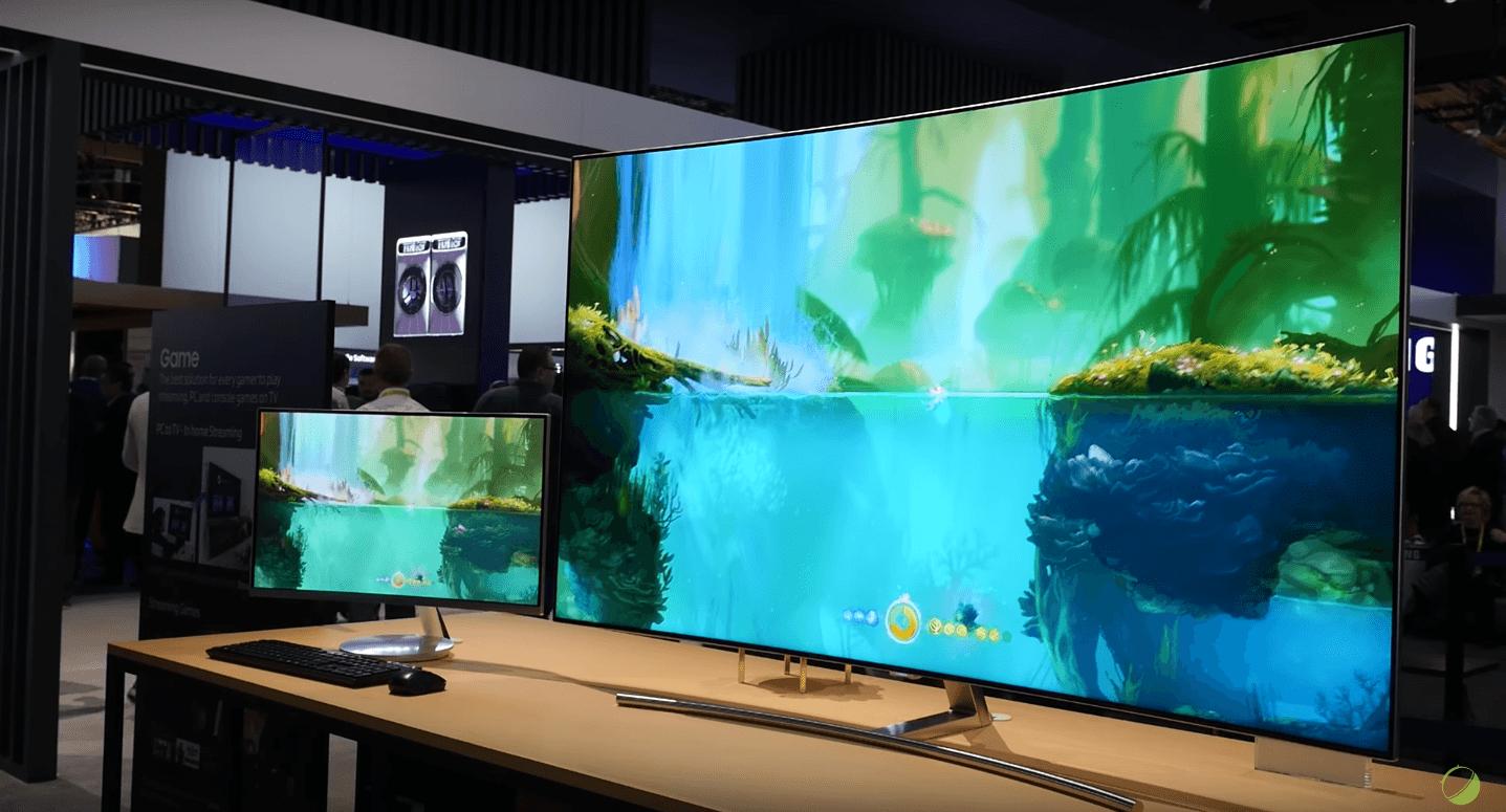 QLED : quand Samsung s'attaque à l'OLED avec ses TV sous Tizen