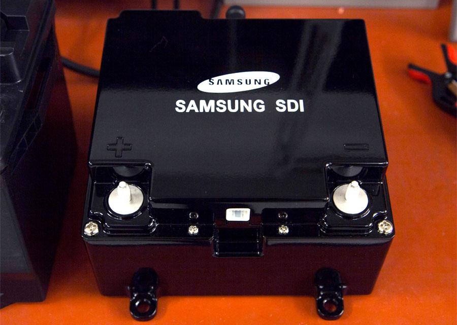 Samsung annonce des batteries « à cellules prismatiques » dédiées aux voitures qui se rechargent en 20 minutes avec 600 kilomètres d'autonomie