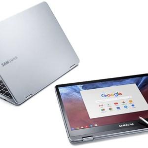 CES 2017 : Samsung Chromebook Plus et Pro, officiels et compatibles avec les apps Android