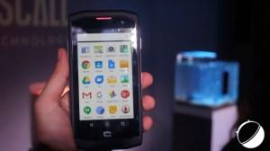 Prise en main du Crosscall Trekker-X3 : le smartphone français de l'extrême