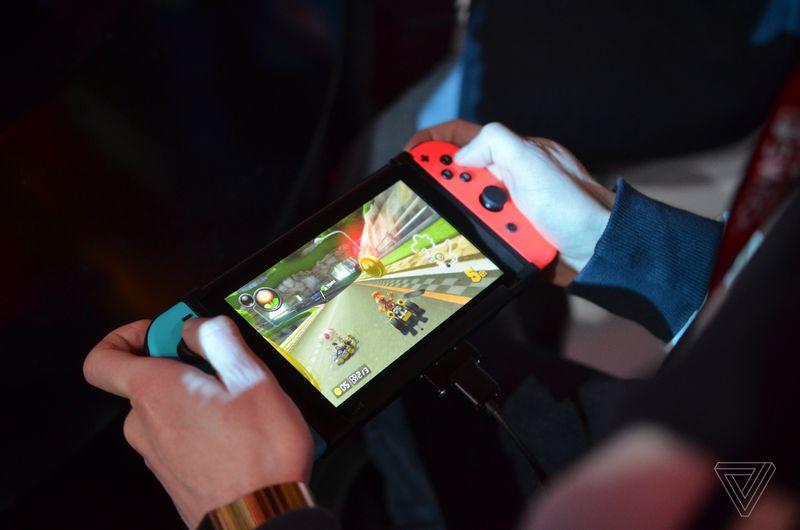 Ubisoft pense que la Nintendo Switch aura le même impact que la Wii
