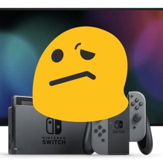Ce qui cloche avec la Nintendo Switch