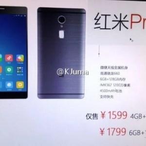 Le Xiaomi Redmi Pro 2 s'annonce très autonome