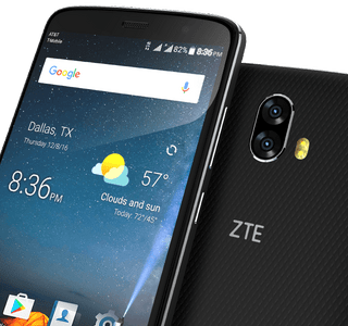 CES 2017 : ZTE officialise le Blade V8 Pro et son double capteur photo
