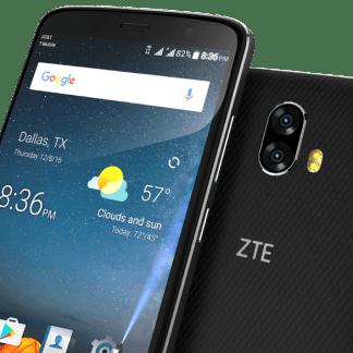 CES 2017 : ZTE officialise le Blade V8 Pro et son double capteur photo