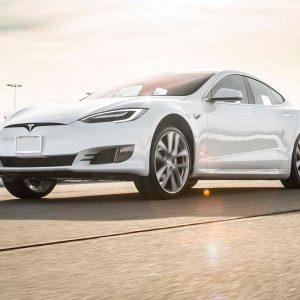 Tesla Model S P100D : 1,4 G et 0 à 60 mph en 2,28 s, nouveaux records mondiaux