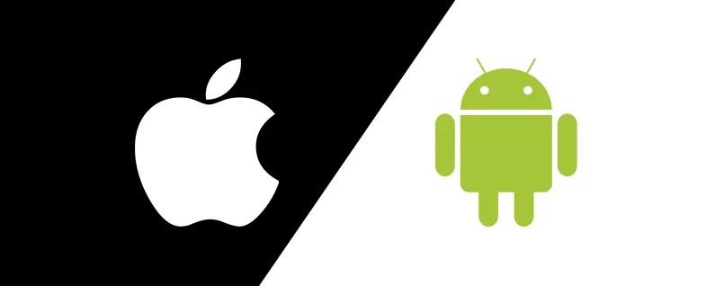 Android continue d'asseoir sa domination sur iOS dans le monde
