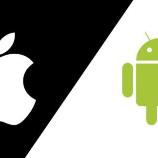 Le duopole est en place, iOS et Android se partagent 99,6 % du marché des smartphones