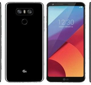 Malgré son grand écran, le LG G6 n'est pas plus grand que le G5