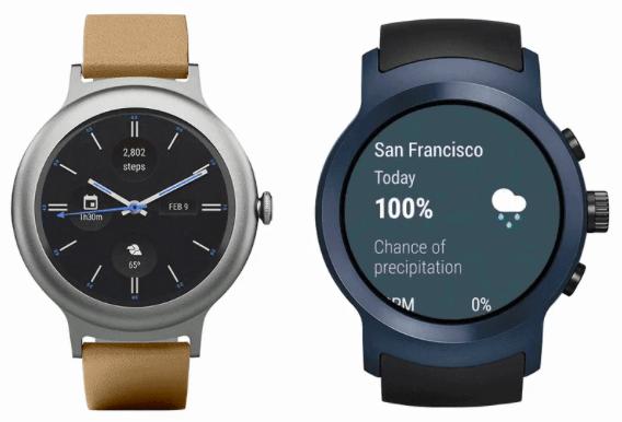 Tech'spresso : Android Wear 2.0, les montres LG et le Xiaomi Redmi Note 4X